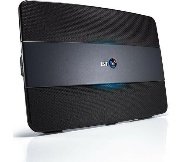 BT Broadband Smart hub now working