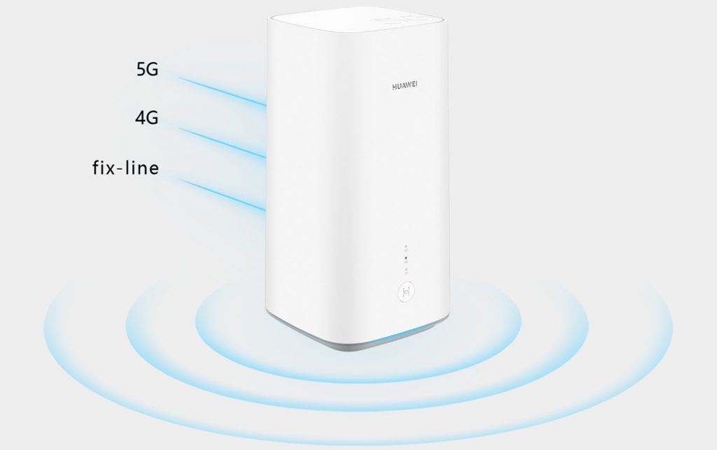 Mobile Broadband Router