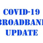COVID-19 UK Broadband Suppliers Update