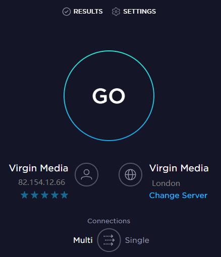 Ookla Internet Broadband Speed Test 2021