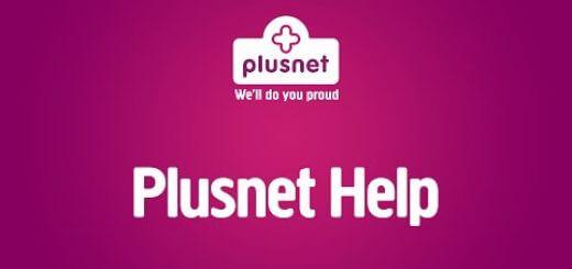 Plusnet broadband help