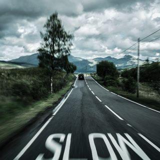 Slow broadband speed