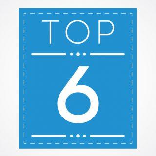 Top 6 broadband deals